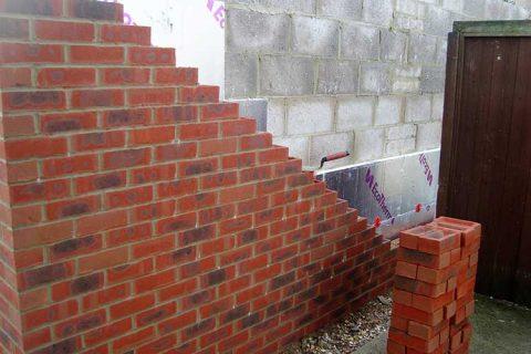 Brickwork - Fareham Brickwork & Orangeries