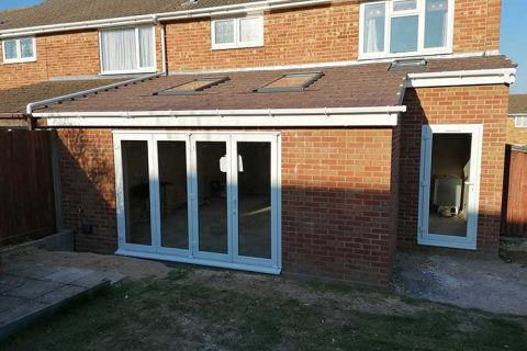House Extension - Fareham Brickwork & Orangeries